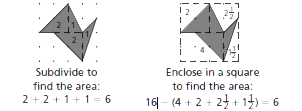 Finding Area Example