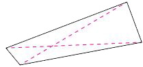 Diagonal example