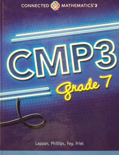 CMP3 Grade 7 Book Cover