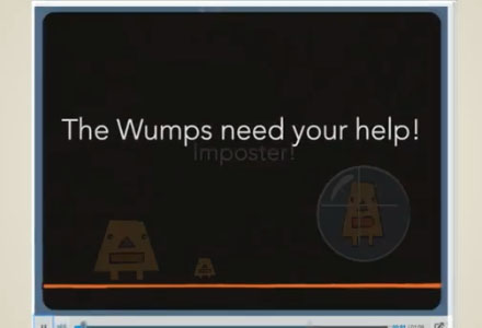 Wumps Needs Your help